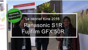 Retour sur les annonces Panasonic et Fujifilm en vidéo!