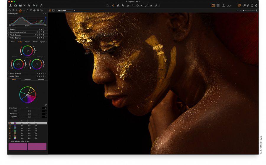 Capture One Pro et les boîtiers Fujifilm