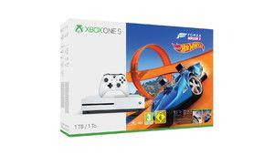Bon plan – Xbox One S 1 To avec Forza Horizon 3 + Hot Wheels à 199€