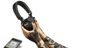 French Days – Le casque Bluetooth Mid de Marshall à 99€