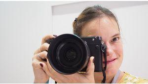 Prise en main du Fujifilm GFX 50R
