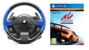 French Days – Volant à retour de force Thrustmaster T150 + jeu à 130 €