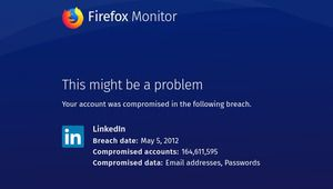 Firefox Monitor vous avertit en cas de fuite de vos identifiants