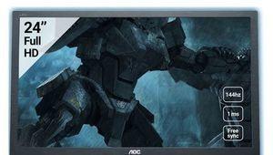 [MàJ] Bon plan – Le moniteur AOC G2460FQ 24 pouces 144 Hz à 160€