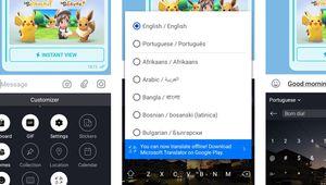 Swiftkey pour Android intègre la traduction par Microsoft