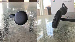 Une nouvelle version du Google Chromecast se dévoile