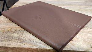 HP présente le Spectre Folio, un ultraportable tout de cuir vêtu