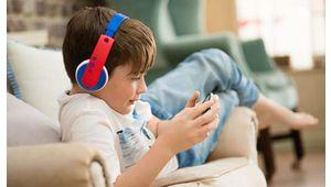 JVC dévoile le HA-KD9BT, un casque sans fil pour enfants