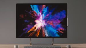 Microsoft présente sa Surface Studio2