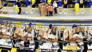 Mieux payés à l'heure, des salariés d'Amazon pourraient gagner moins