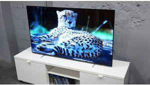Labo– Une nouvelle dalle Oled sur le téléviseur Philips OLED803