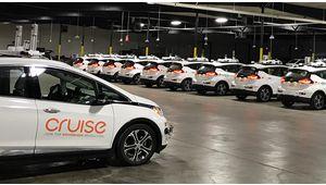 Voiture autonome: Honda investit 2 milliards $ sur 12 ans dans Cruise