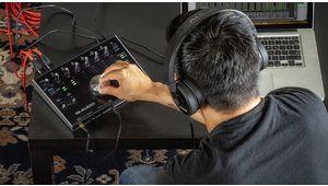 M-Track 8X4M: M-Audio donne naissance à une nouvelle carte son USB