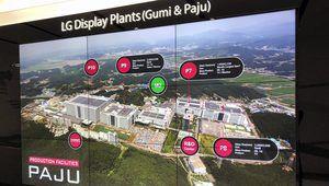 LG Display augmente le prix des dalles Oled pour les téléviseurs