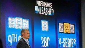 Intel: une série de processeurs Core X de 9e génération présentée