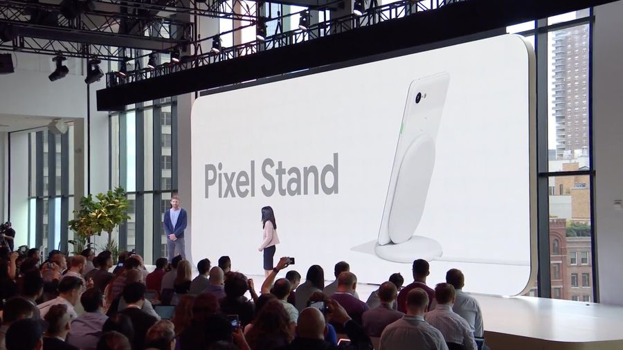 Made by Google Pixel Stand