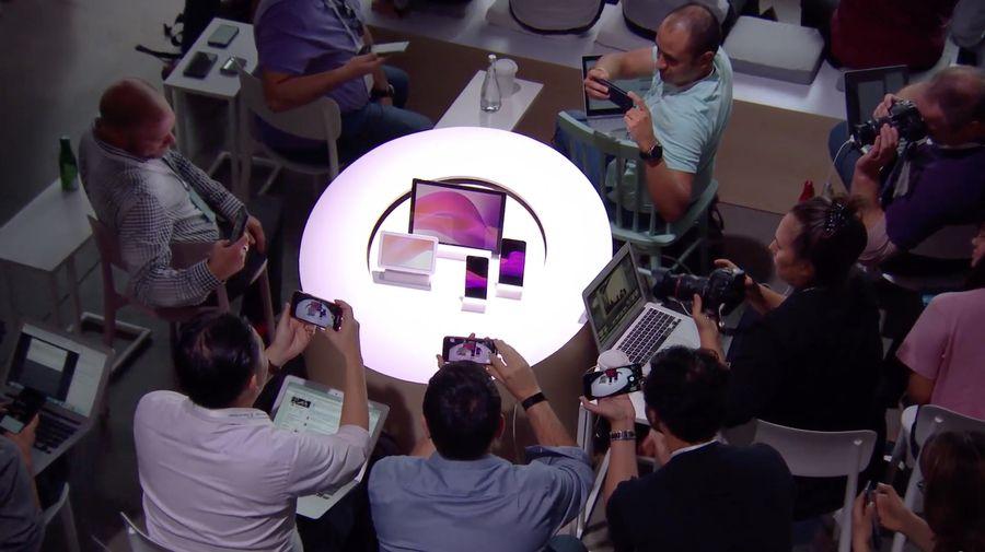 Les 3 produits made by google Pixel 3, Pixel Slate et Smart Display