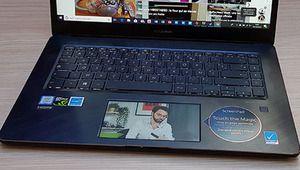 Labo – L'écran-touchpad du Zenbook Pro 15 est-il vraiment utile?
