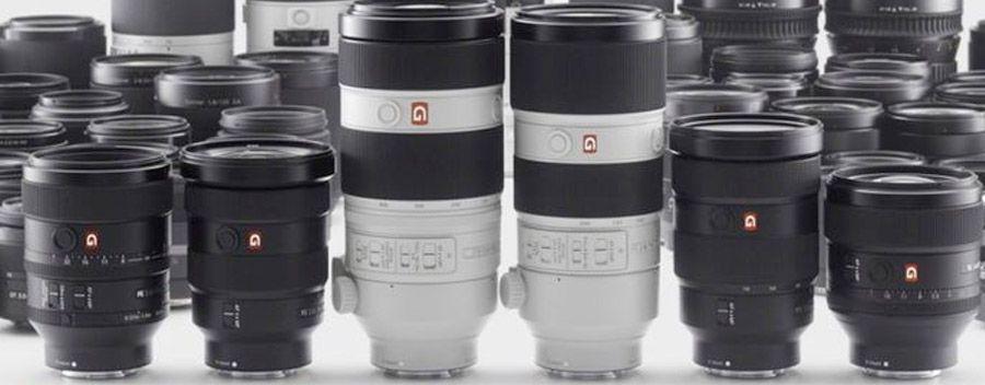 optiques Sony