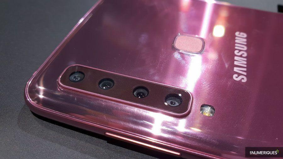 Samsung Galaxy A9 Modules 2