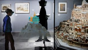 Le musée des Plans-reliefs se met à la réalité mixte