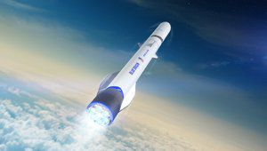 Le lanceur New Glenn de Jeff Bezos sera financé par l'US Air Force