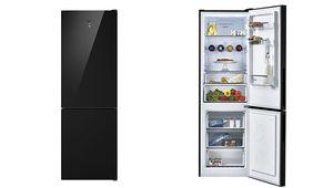 Candy présente son nouveau réfrigérateur combiné Glass Door