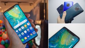 Huawei présente ses Mate 20 et Mate 20 Pro: Samsung en ligne de mire