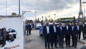 Hydrogène: Air Liquide prévoit deux stations en région parisienne