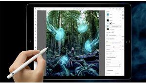 Photoshop CC pour iPad enfin dévoilé