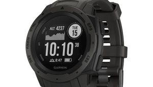 Garmin Instinct, la smartwatch idéale pour les activités en extérieur
