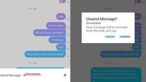 Messenger: il sera bientôt possible de supprimer un message envoyé