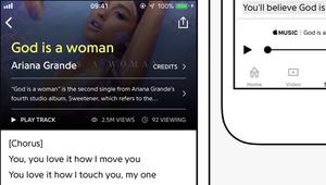 Apple Music enrichit ses lyrics avec Genius
