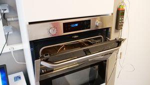 Labo – La cuisson dans les petites cavités du Samsung Dual Cook Flex