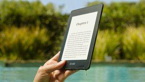Kindle Paperwhite 20183G/WiFi: résistante à l'eau et mémoire à 8 Go