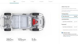Tesla prend les commandes pour sa Model 3 à 45000$
