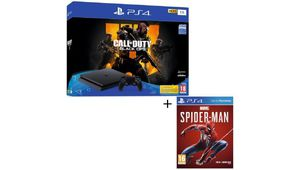 Bon plan – PS4 1 To Black Ops 4 + Spider-Man à 350 €