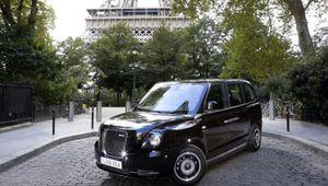 Des taxis londoniens électriques débarquent à Paris