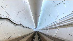 Elon Musk prévoit un premier tunnel The Boring Company pour décembre