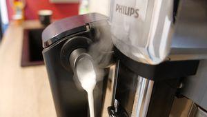 Labo – L'ingénieux système à lait LatteGo de Philips