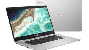 Asus annonce un Chromebook de 15,6pouces