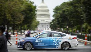Voiture autonome: Ford investit la capitale Washington DC
