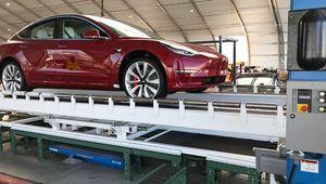 Tesla annonce 311,5 M$ de bénéfices après deux ans de disette