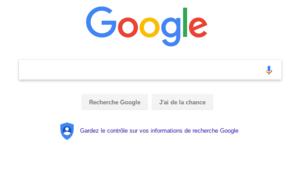 Search: Google facilite l'accès & l'effacement des données d'activité