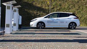 Nissan Leaf, de l'électricité à revendre pour la maison