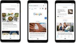 Google démocratise Discover sur mobiles quand Gmail marque un record