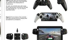 Microsoft planche sur une manette pour smartphones et tablettes