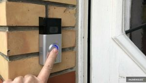 Bon plan - Interphone connecté Ring Video Doorbell 2 à 159 €