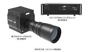 Panasonic annonce la première caméra dotée d'un capteur organique