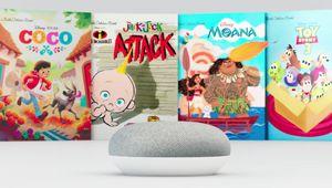 Google et Disney s'associent pour des effets sonores sur Google Home
